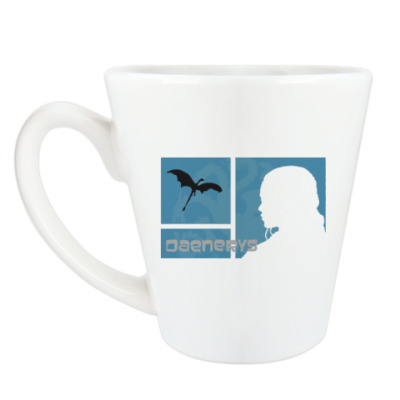 Чашка Латте Daenerys