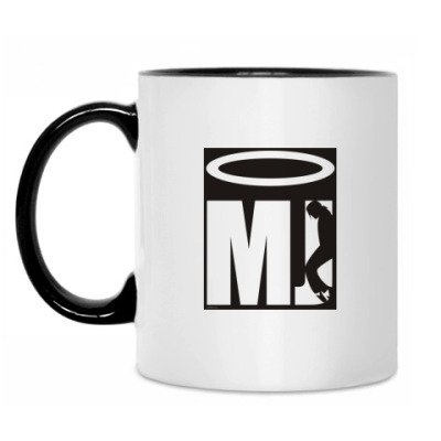 Кружка MJ is Saint © Mug