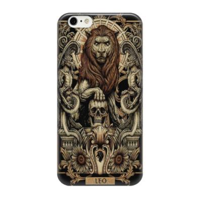 Чехол для iPhone 6/6s 'Лев'