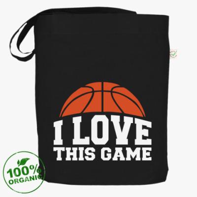 Сумка сумка Люблю эту игру
