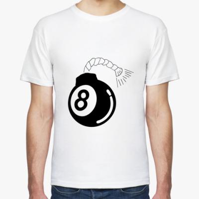 Футболка 8 ballb