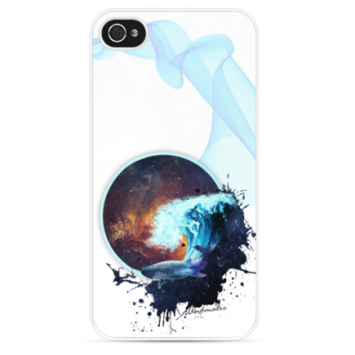 Чехол для iPhone Вселенский океан