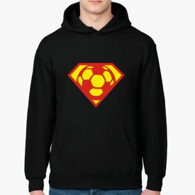 Толстовка худи Супер-мяч