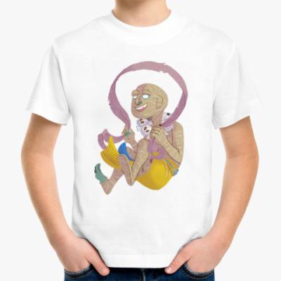 Детская футболка Мумия