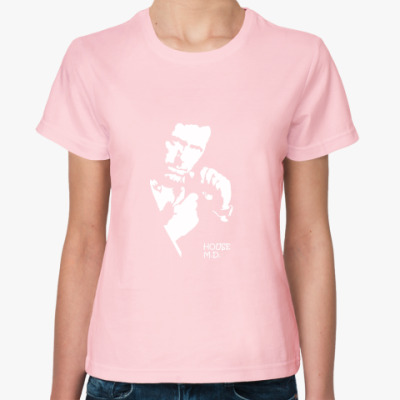 Женская футболка House M.D.