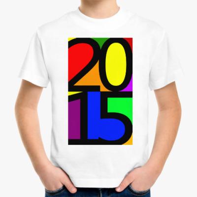 Детская футболка 2015
