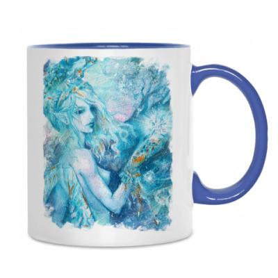Кружка Snow Fairy