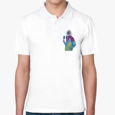 Рубашка поло White Walker Ice Cream