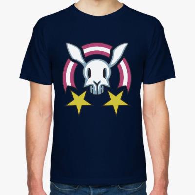 Футболка Звездный заяц