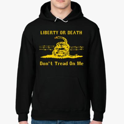 Толстовка худи Liberty Or Death