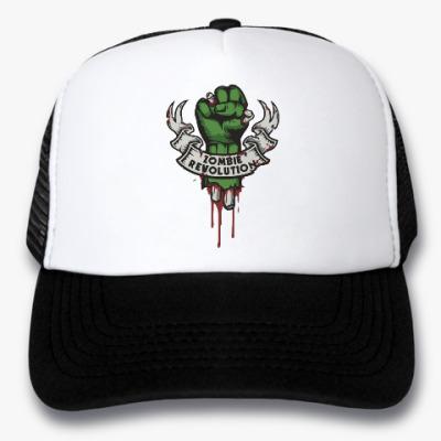 Кепка-тракер Революция Зомби