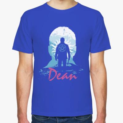 Футболка Dean - Supernatural