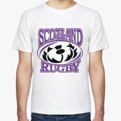 Футболка Регби Шотландия