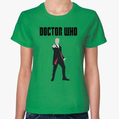 Женская футболка Doctor Who 12
