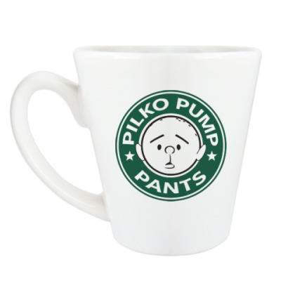 Чашка Латте Pilko Pump