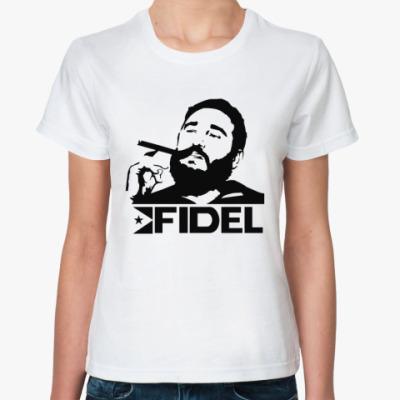 Классическая футболка Fidel