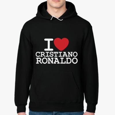 Толстовка худи Cristiano Ronaldo