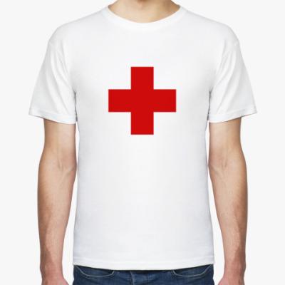 Футболка Красный Крест
