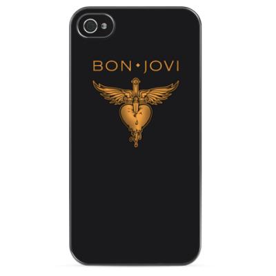 Чехол для iPhone Bon Jovi