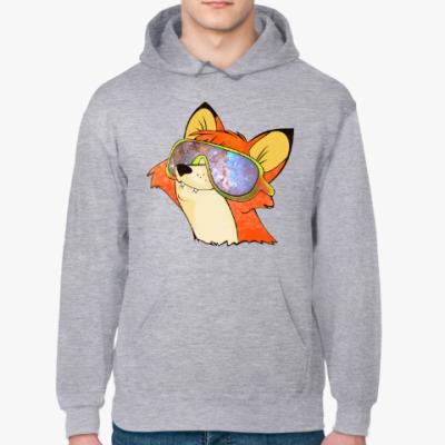 Толстовка худи Foxy