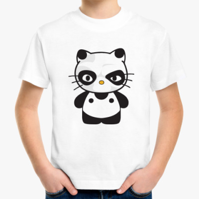 Детская футболка Кунг Фу Панда