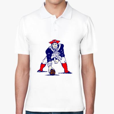 Рубашка поло Регби Пират