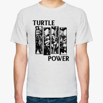 Футболка Turtle Power