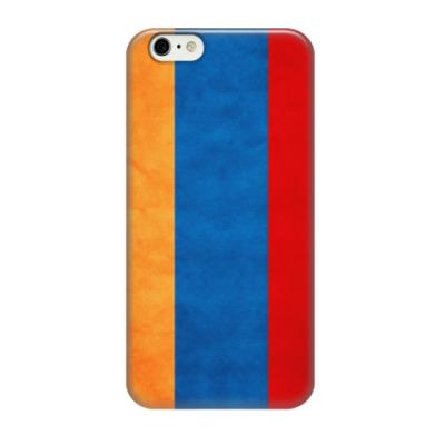 Чехол для iPhone 6/6s Флаг Армении