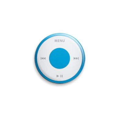 Значок 25мм  iPod