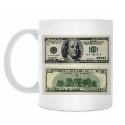 Кружка Доллары