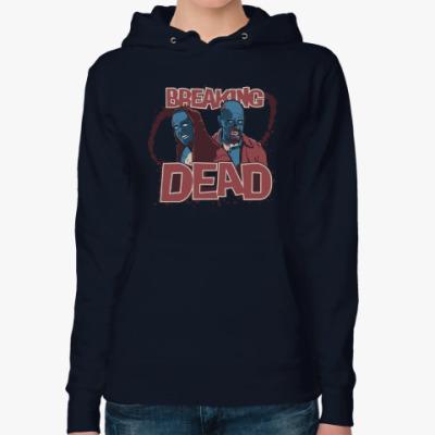 Женская толстовка худи Breaking Bad - Walking Dead