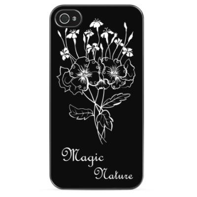 Чехол для iPhone Волшебство природы