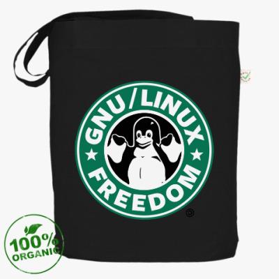 Сумка GNU Linux Freedom