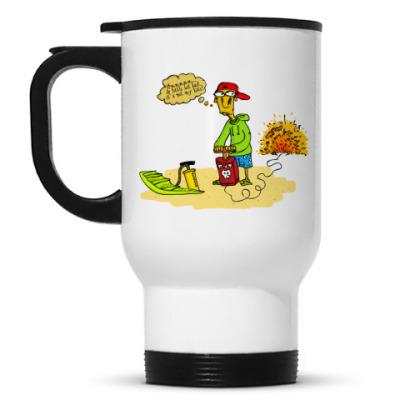 Кружка-термос Kite Mug
