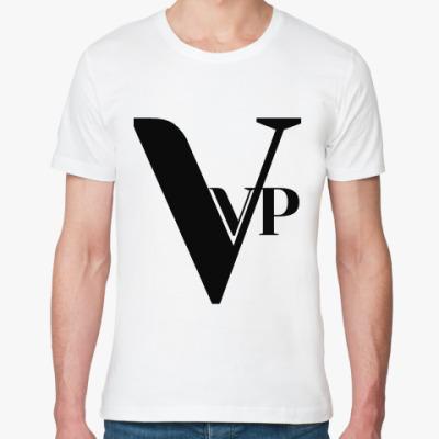 Футболка из органик-хлопка Velvet Pin - VVP WBV