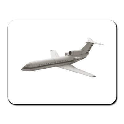 Коврик для мыши Модель самолета