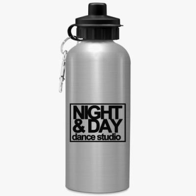 Спортивная бутылка/фляжка Night&Day Dance