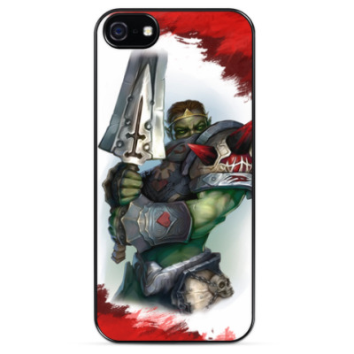 Чехол для iPhone Bloody Orc