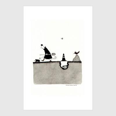 Постер Неотправленные письма
