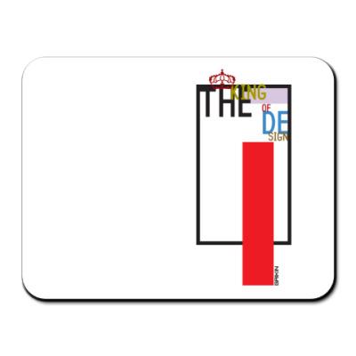 Коврик для мыши KingOfDesign Mousepad