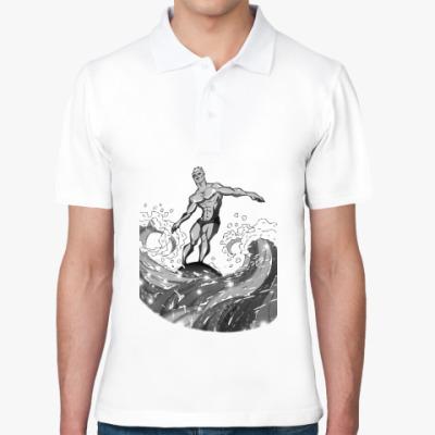 Рубашка поло Surf for life