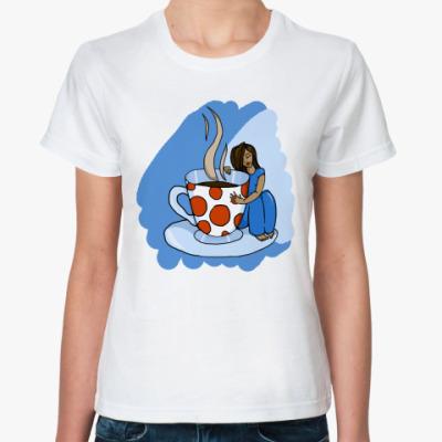 Классическая футболка Утро