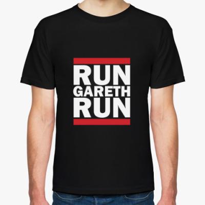 Футболка Run Gareth Run