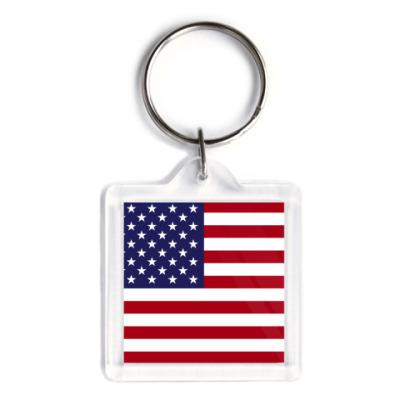 Брелок  США, USA, Америка