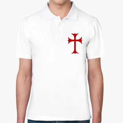 Рубашка поло Крест