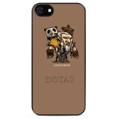 Чехол для iPhone Lond Druid, Dota 2