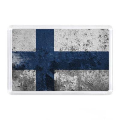 Магнит Флаг Финляндии