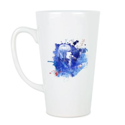 Чашка Латте Янка Дягилева