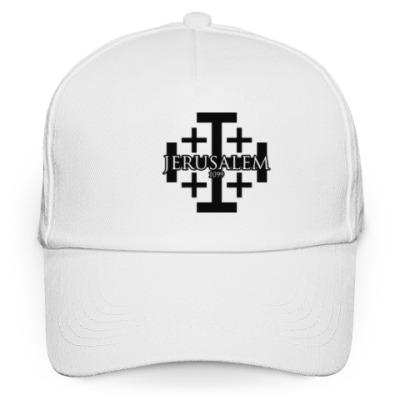 Кепка бейсболка Иерусалимский крест / Jerusalem 1099