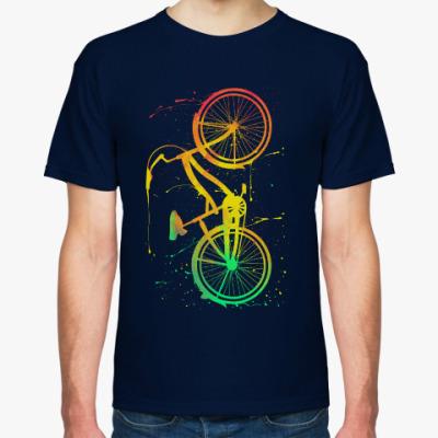 Футболка Велосипед